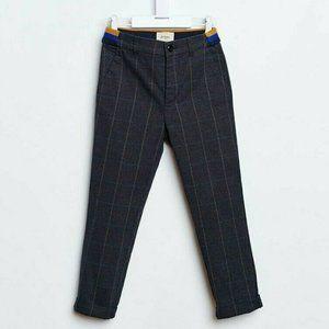 Bellerose Check Laori Trousers Boys Pants